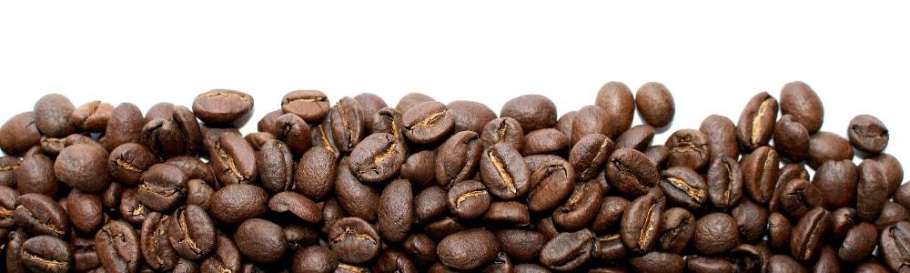 Granos de café. Serriver.es