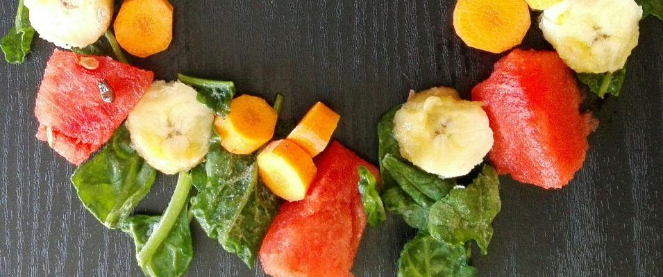 Bandeja de fruta y verdura. Vending Saludable Madrid