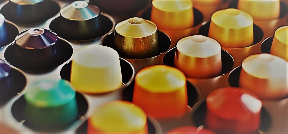 Cápsulas de café. Serriver.es