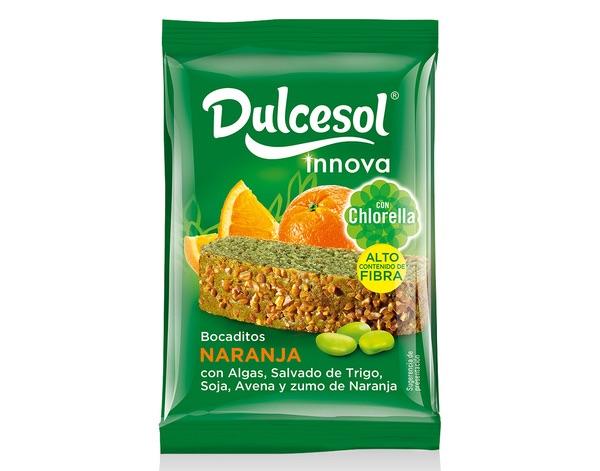 Dulcesol, Innova. Bocaditos de naranja saludables. Serriver.es