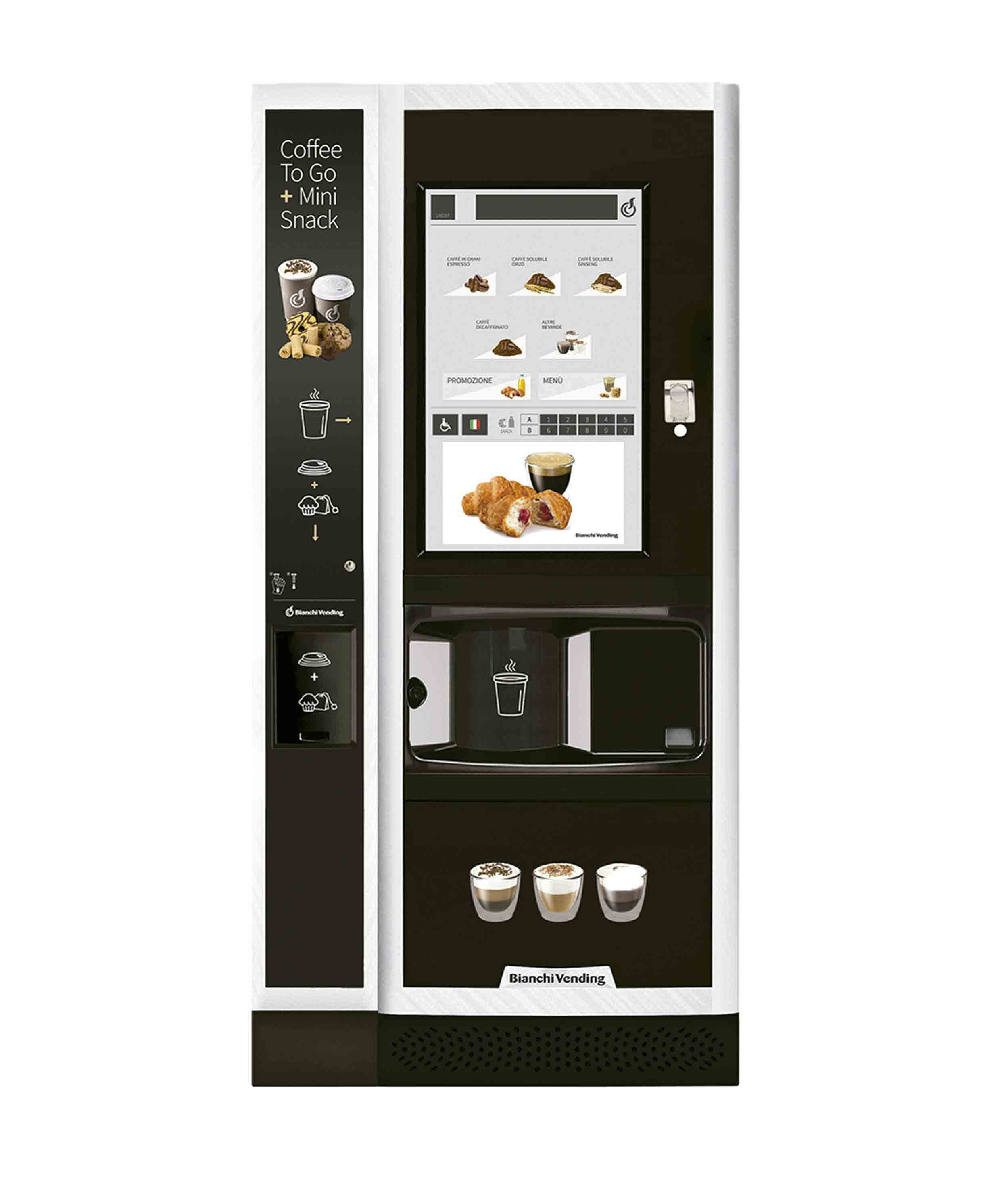 máquina de café Premium. Serriver.es