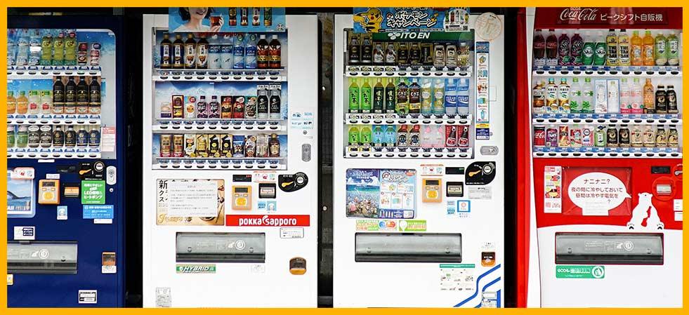 empresas de vending