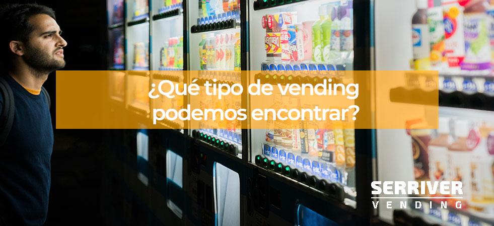 tipos de vending